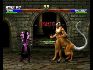 Screenshot Thumbnail / Media File 1 for Mortal Kombat Trilogy [NTSC-U]